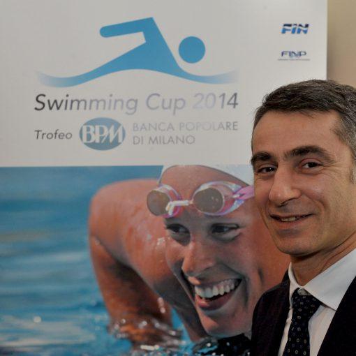 Giovanni Maria Ferraris - Swimming Cup 2014