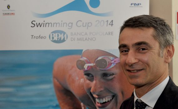 Giovanni Maria Ferraris - Swimming Cup 2014
