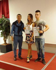 Ferraris - Premiazione Danza Sportiva 2014